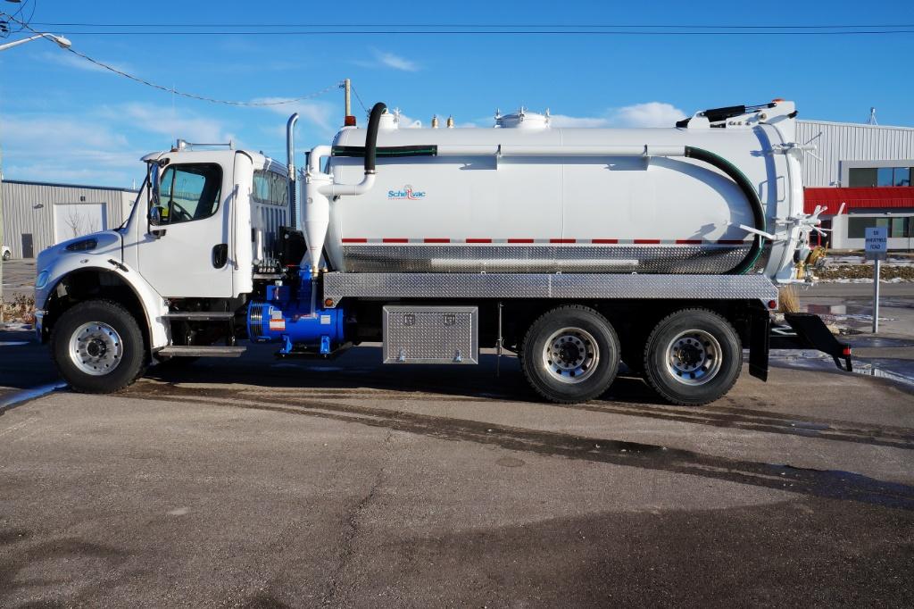 SVIT, Industrial Vac, Vacuum Truck, Commercial Vacuum Truck, Straightvac, Septic Truck, Pumper Truck, Pumper, Vacuum Pumper Truck