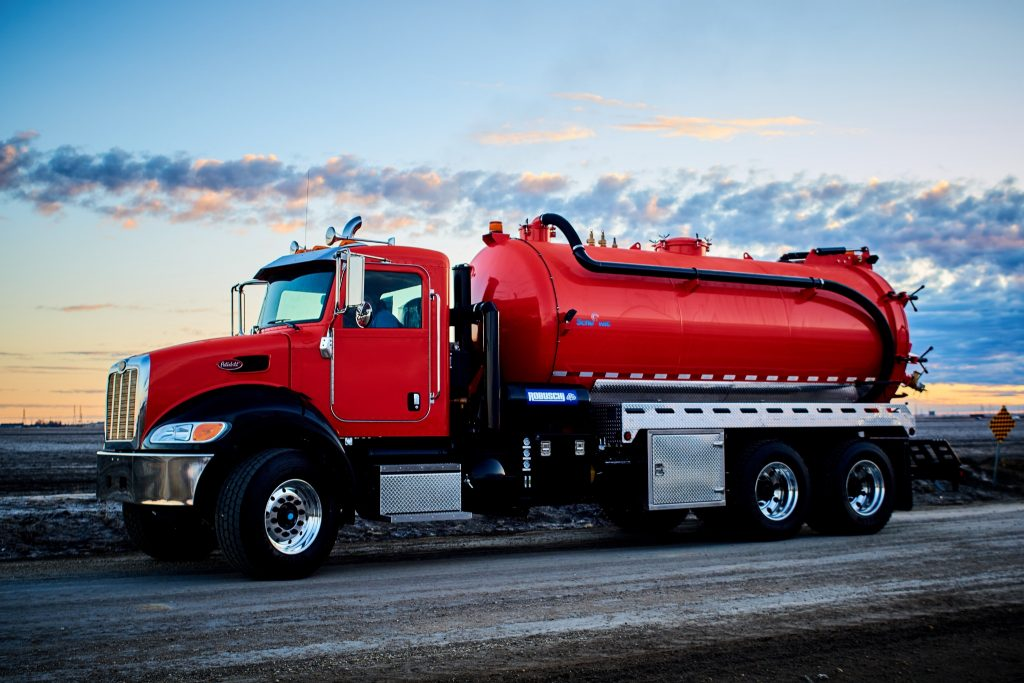 Vacuum Truck Sales - Across the USA and Canada