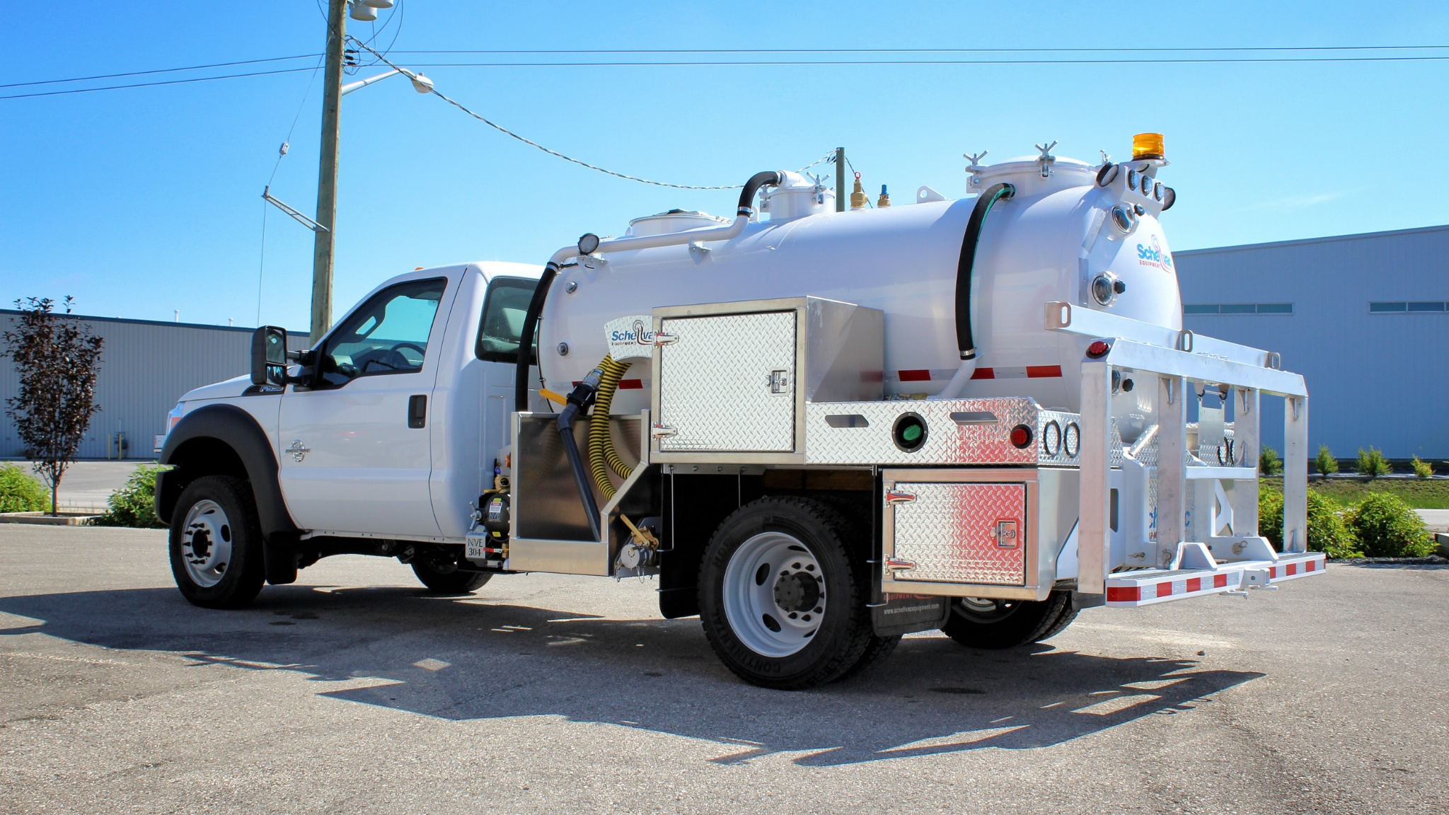 Portable Restroom, Portable Toilet, Vacuum Truck, Grease Truck, Grease Vacuum, Portapotty Vacuum, Portable Toilet Service Truck, Carwash Sludge Pumper